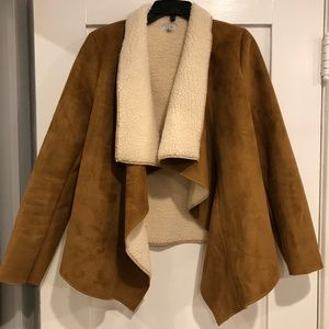 TOBI Chills Shearling Jacket